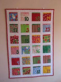 Creative Chicks: Advent Calendar Ala Oh, Fransson! Version #2