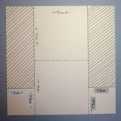 Bretteteknikker får vi aldri nok av, og jeg har lyst til å vise dere tre enkle, nesten like bretteteknikker, som allikevel gir tre helt fors...