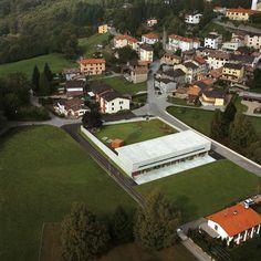 Scuola dell'infanzia | Architetto Pietro Boschetti - Lugano