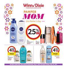 Winn Dixie In-Store Flyer May 3 - 16, 2017 - http://www.olcatalog.com/grocery/winn-dixie-in-store-flyer.html