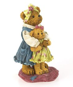 Another great find on #zulily! Mothers Day Bears Figurine #zulilyfinds