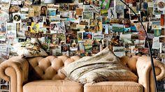 Resultado de imagem para wall postcards