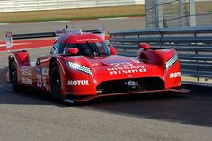 The new Nissan GT-R LM NISMO