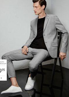 Adam Butcher Models Spring Formal Styles for Simons   DESIGNS FEVER