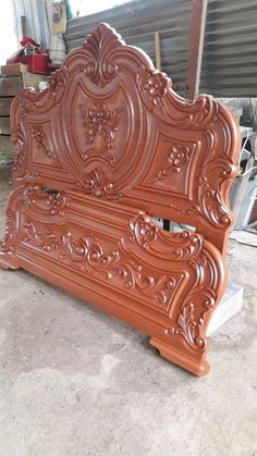 Wardrobe Design Bedroom, Bedroom Bed Design, Bedroom Furniture Design, Steel Bed Design, Box Bed Design, Classic Bedroom Furniture, Solid Wood Bedroom Furniture, Double Bed Designs, Wooden Sofa Set