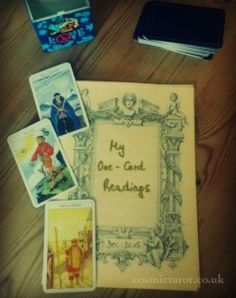 What to include in a one-card tarot reading, plus two tarot journal sheets for journaling. This would be useful for oracle cards, too.