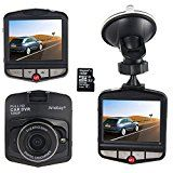 #7: Amebay Dash Cam 2.4'' FHD 1080P Car Vehicle Dashboard DVR Camera Video Recorder with 16GB Micro SD CardBlack - stereos (http://amzn.to/2bJuIg3) video (http://amzn.to/2bK3YaB) speakers (http://amzn.to/2bZfMGS) accessories (http://amzn.to/2brKMAO) radar detectors (http://amzn.to/2bZfobC) GPS navigation (http://amzn.to/2bZeuMn)