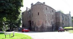 St Briavels Castle, Lydney, Gloucestershire - regarded as the most haunted castle in Britain.