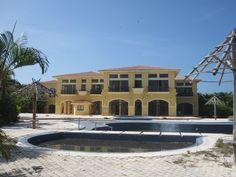 Abandoned Resort Club Tulum Xpuha Mexico