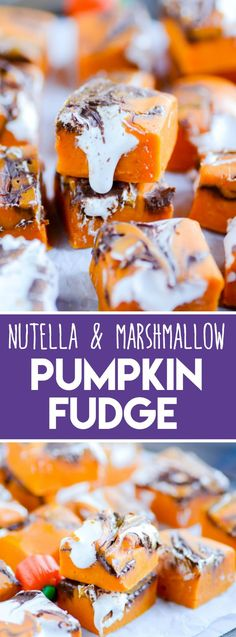 Pumpkin Nutella Marshmallow Fudge http://www.somethingswanky.com/pumpkin-pie-fudge-with-nutella/?utm_campaign=coschedule&utm_source=pinterest&utm_medium=Something%20Swanky&utm_content=Pumpkin%20Nutella%20Marshmallow%20Fudge
