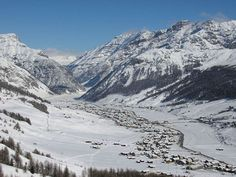 Livigno...what a great holiday that was!  :)