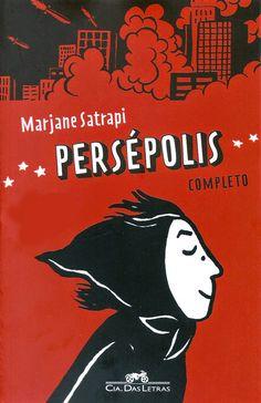 Marjane Satrapi - Persépolis HQ (Completo) | Ópio do Trivial
