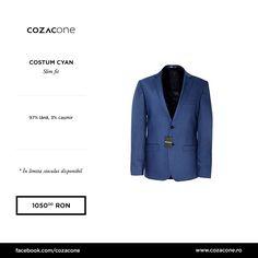 Albastrul e culoarea anului, în materie de costume: http://www.cozacone.ro/produse/detalii/costum-cozacone/