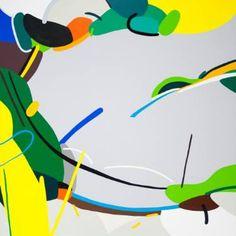 "#beinspired #art Artist Kotaro MACHIYAMA; Painting, ""Line up"" Source Saatchi Art."