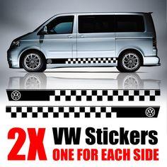 Volkswagen Transporter T4, Vw Volkswagen, Vw Bus, Nissan Elgrand, Vw Camping, Transit Camper, Day Van, Custom Vans, Car Stickers