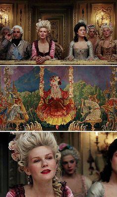 Kirsten Dunst as Marie Antoinette Sofia Coppola, Versailles, Marie Antoinette Movie, Rococo Fashion, 18th Century Fashion, Kirsten Dunst, Movie Costumes, Period Dramas, Fashion History