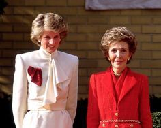 Hamish Bowles Pays Tribute to the Style of First Lady Nancy Reagan