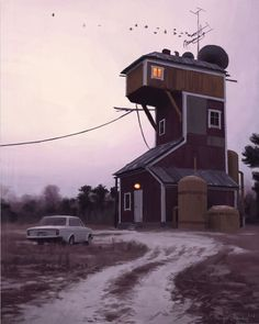 The Art of Simon Stalenhag - Daily Art