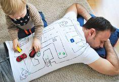 10 geniale Spielideen und Tricks für faule Eltern und diejenigen, die es noch werden sollten! - Bunter Familienblog   Zicklein & Böckchen