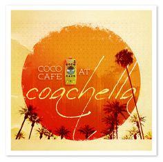Coco Cafe at Coachella Por Brandon Brown