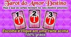 Taro Do Amor, Lululemon Logo, Read Letters, Palm Reading, Tarot Decks, Interpersonal Relationship, Games, Messages, Tarot Cards