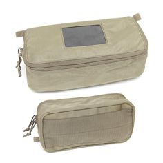"3"" Large Open Window Pouch"