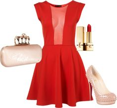 """Anniversary Night"" by elise-shane on Polyvore"