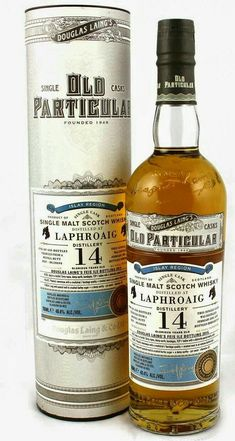 An Independent Fèis Ìle Bottling - Douglas Laing's Laphroaig 14 Cigars And Whiskey, Scotch Whiskey, Bourbon Whiskey, Whiskey Bottle, Spiritus, Single Malt Whisky, In Vino Veritas, Wine And Spirits, Distillery