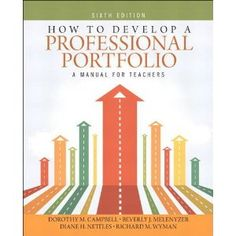 How to Develop a Professional Portfolio: A Manual for Teachers