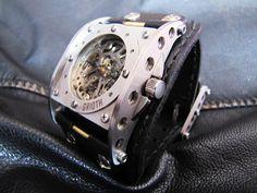 The Industrial. Custom watch