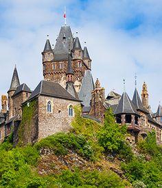 Kastelen in Duitsland: Reichsburg Cochem