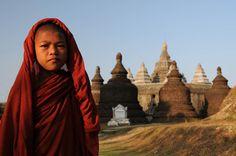 Myanmar, Burma, Birma, Mrauk U, Tempel, Paya, Pagoden, Rakhine-Staat, State, Division,  www.wo-der-pfeffer-waechst.de