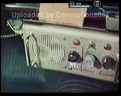 An AWA MR-6A Carphone Junior in use circa 1966 as used by the Victorian police force in the early to mid 1960's under the callsign VKC and was made popular in an Australian TV cop drama Homicide in which these radios first appeared. in those days they were in the VHF high band on around 168 MHz and only had 6 simplex channels from A - F