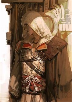 Pixiv, Ezio Auditore Da Firenze, Assassin's Creed II, Et.M