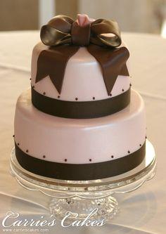 Carlie A Centerpiece Cakes - Carrie's Cakes