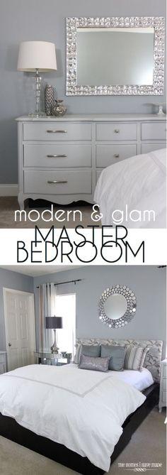 Master Bedroom Final Reveal