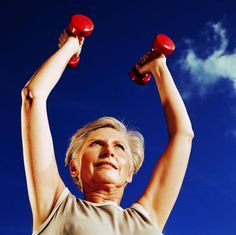The Best Muscle-Strengthening Exercises for a 58-Year-Old Woman