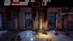 Konami acaba com o remake amador de Castlevania na Unreal Engine 4.