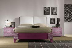 Camera da letto matrimoniale personalizzata con finitura scelta dal cliente Bed, Furniture, Home Decor, Decoration Home, Stream Bed, Room Decor, Home Furnishings, Beds, Home Interior Design