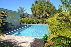 Coconut Cottage Unit 4, 108 39th Street, Holmes Beach, FL 34217, The Coconut Cottages are comprised of 4 brand new constructed units, each with their own private heated tropical pool. Book your escape to Anna Maria Island today!