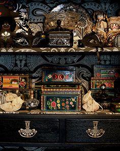 ANNA SUI'S DOLLHOUSE アナ・スイのおもちゃの家