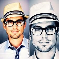 Matt Bomer - one of the most beautiful human beings on the planet - congrats on coming out xo
