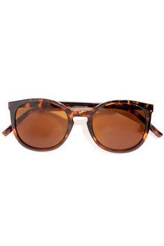 Quay Dixi Tortoise Sunglasses at LuLus.com!