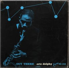 Eric Dolphy - Out There - Esquire 32-153 [Prestige - England]