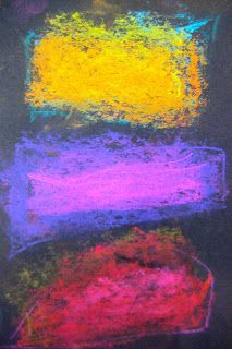 Howdeliciousare the colors andcompositionsof these Mark Rothko inspired chalk pastel drawings!?      Tointroducethe links between ...