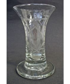 Vrijmetselaarsglas (kanon), ca. 1800