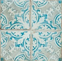 LOVE this tile....