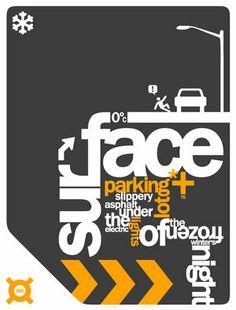 32 best graphic design expressive typography images on pinterest expressive typography fandeluxe Choice Image