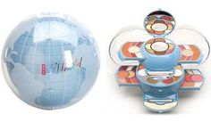 The Eternal Children – Pupa. Globe makeup kit