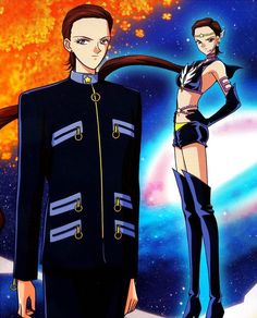 Taiki Kou- Sailor Star Maker